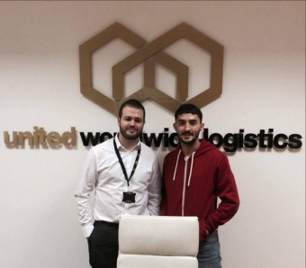 Andrew Selby, United Worldwide Logistics